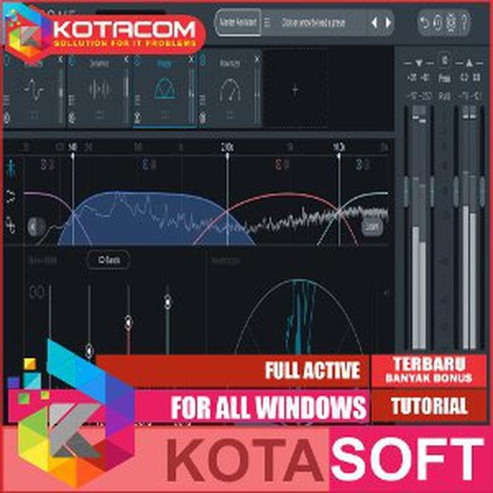 Jual Promo Plugin iZotope Ozone 8 Advanced Latest & Soundbanks Ful Limited  - Kota Surabaya - Akoffie | Tokopedia