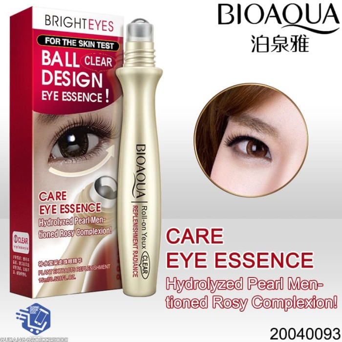 Bioaqua Eye Care Essence Serum Mata Anti Mata Panda / Brighteyes