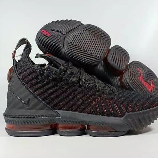 ... harga Sepatu basket lebron 16 fres bred size kecil 36-46 Tokopedia.com.  Rp. 580000 f4578c8b14