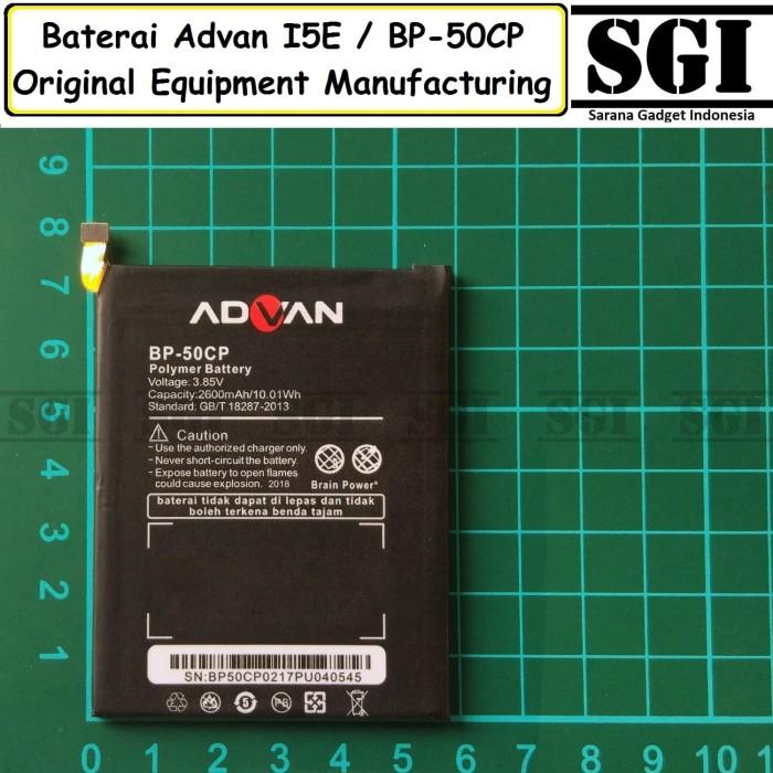 harga Baterai handphone advan i5e bp-50cp bp50cp original batre batrai i 5e Tokopedia.com