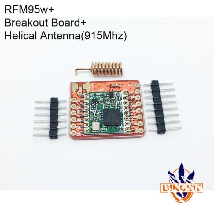 Helical Antenna Lora