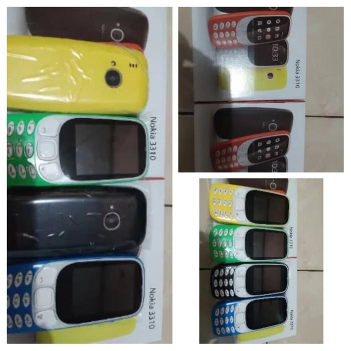 Jual Hp Handphone Murah Bisa Whatsapp Nokia 3310 Sc Reborn