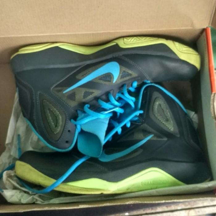 9efb253fc142 Jual Sepatu basket Nike Dual Fusion BB II ORI - farrr