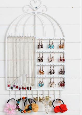 harga Jual tempat perhiasan bentuk sangkar burung Tokopedia.com