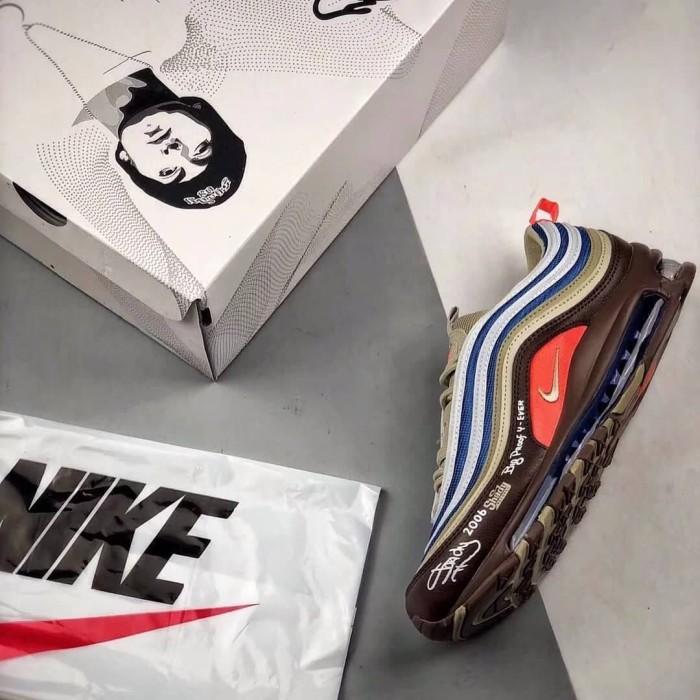 huge selection of 9f98d b8e61 Nike air max 97 shady record EMINEM