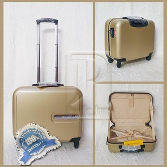 Termurah!! Koper President Cabin Type C012 - Gold