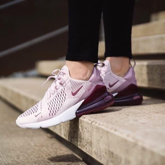 21d7314846b Najibstore Sepatu Nike Airmax 270 Barely Rose Women Premium Quality Ma