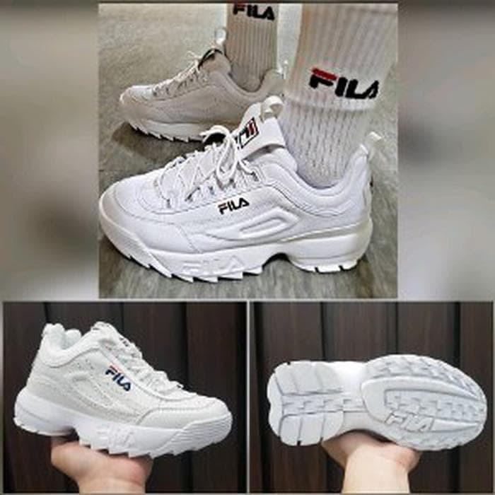 Sepatu Pria-Sepatu cowok-sepatu Fila Korea - fila disruptor 2 Limited 9b7338a075