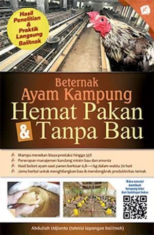 Buku Peternakan Beternak Ayam Kampung Hemat Pakan & Tanpa Bau