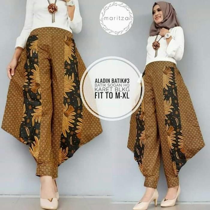 89+  Celana Kulot Batik Paling Bagus Gratis