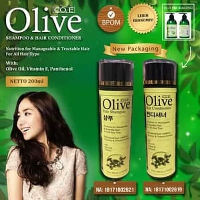 Foto Produk Olive Conditioner dari Askas