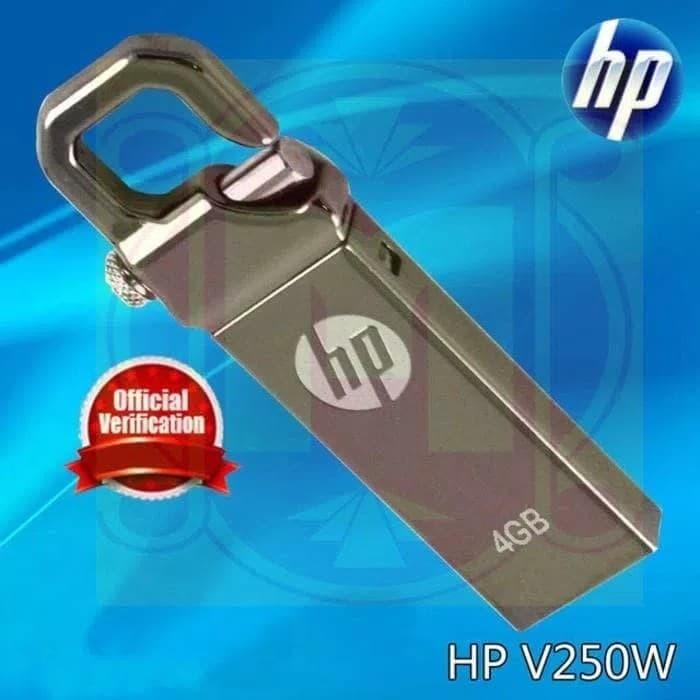 Foto Produk FLASHDISK HP 4GB/FLASHDISK USB HP 4GB/USB DRIVE HP dari aneka acc d