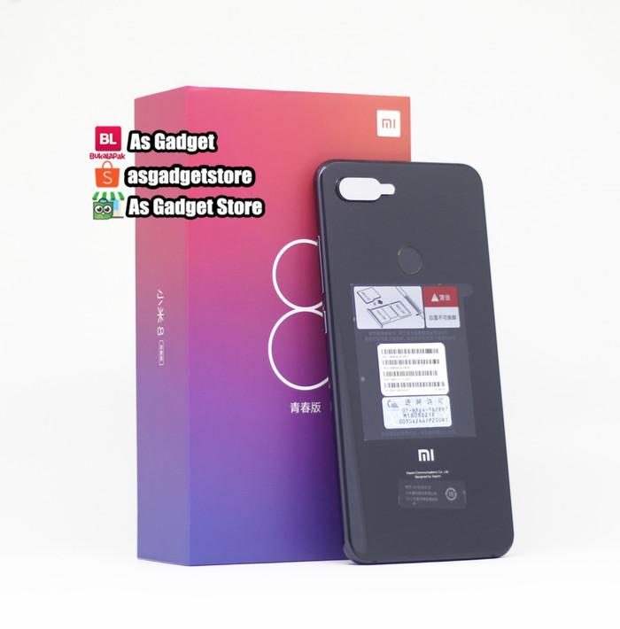 XIAOMI MI8 LITE 6GB 64GB MI8 YOUTH NEW BNIB SEGEL
