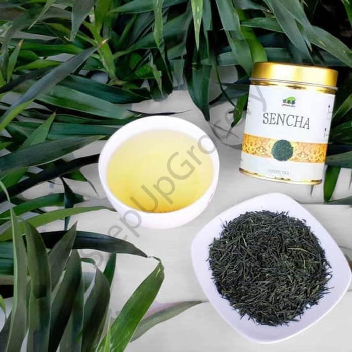 Sencha - Japanese Green Tea / Teh Hijau Jepang 160 Gram