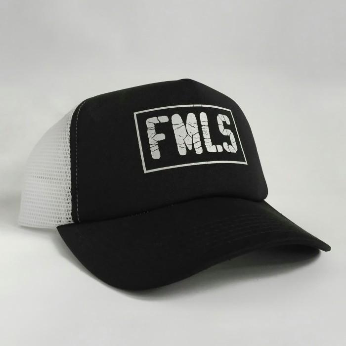 Jual Topi Familias FMLS Limited  Topi Jaring Trucker Hat Distro ... 5d8543bfc3