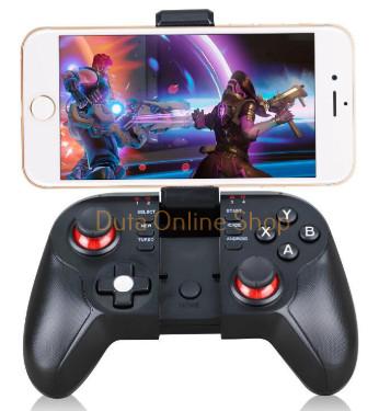 Foto Produk Wireless Gamepad Bluetooth TERIOS T9 Mini For Smartphone Tablet Laptop dari Duta Online Shop