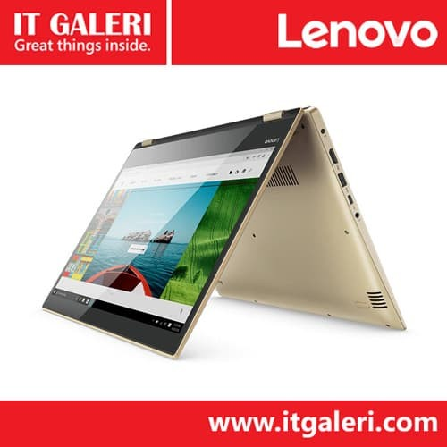 harga Laptop lenovo yoga 520-l6id Tokopedia.com