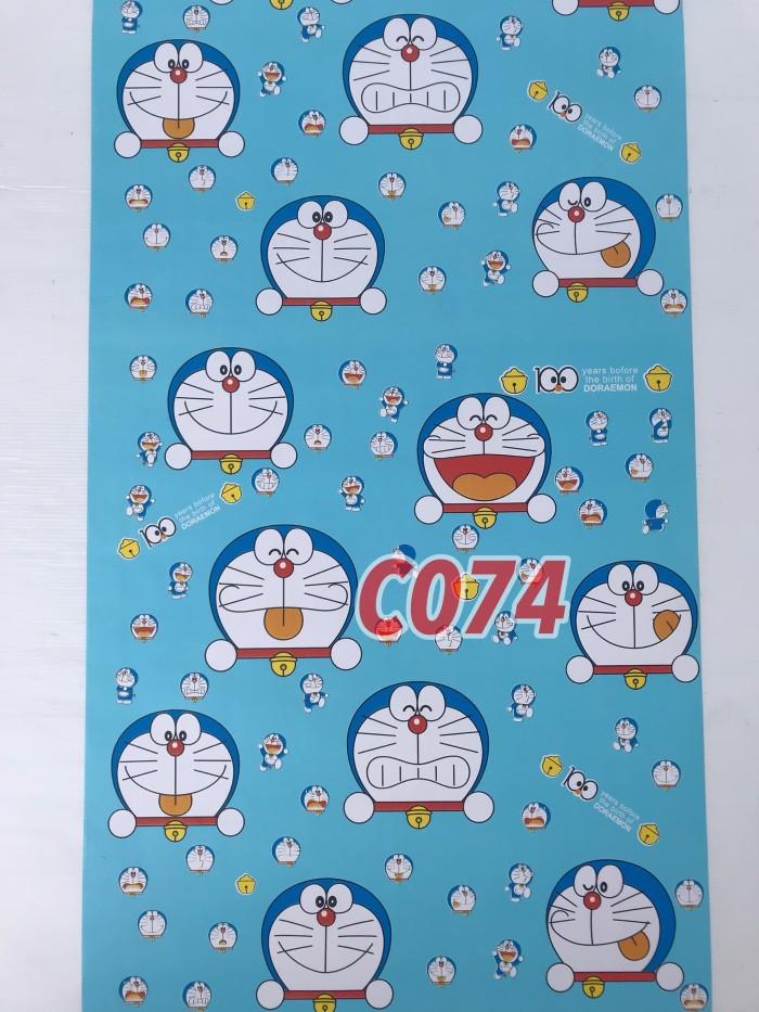 Jual C74 Wallpaper Sticker Cute Doraemon Wallpaper Dinding
