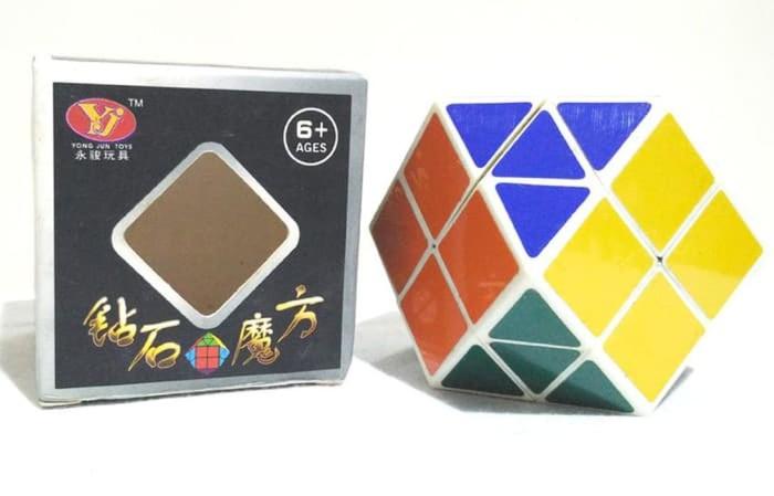 Paling Murah Rubik Yong Jun Rainbow YJ1002