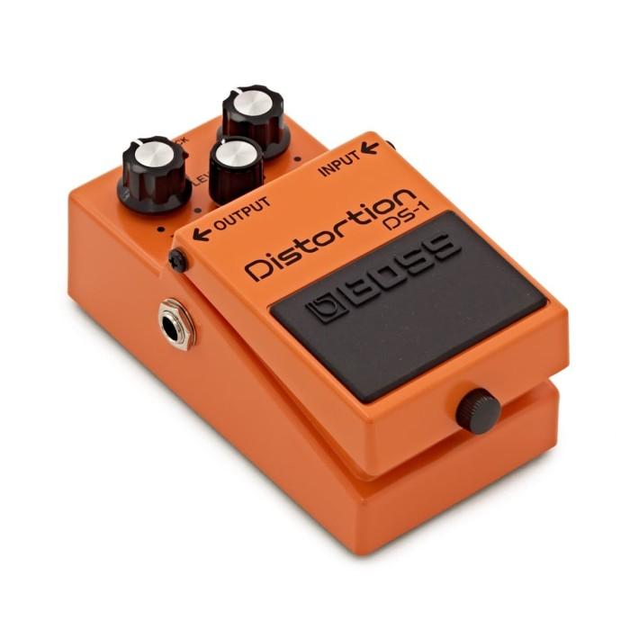 harga Boss ds1 / ds 1 distortion efek gitar pedal stompbox Tokopedia.com