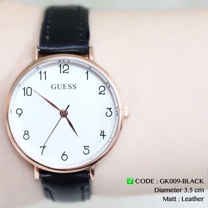 TERLARIS jam tangan wanita guess fossil fashion aksesoris kado cantik