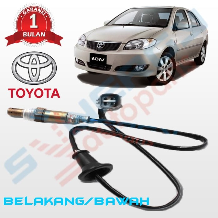 Toyota Car Parts >> Jual Sensor O2 Oksigen Toyota Vios Yaris 2001 2007 89465 52060 10004529 Kota Batam Synergy Auto Parts Tokopedia