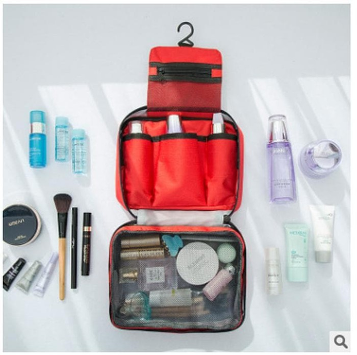 Travel Mate Toilet Organizer Tas Peralatan Mandi elevenia Source · Travel Mate Toilet Organizer Bag Travel Bag Tas Kosmetik Mandi