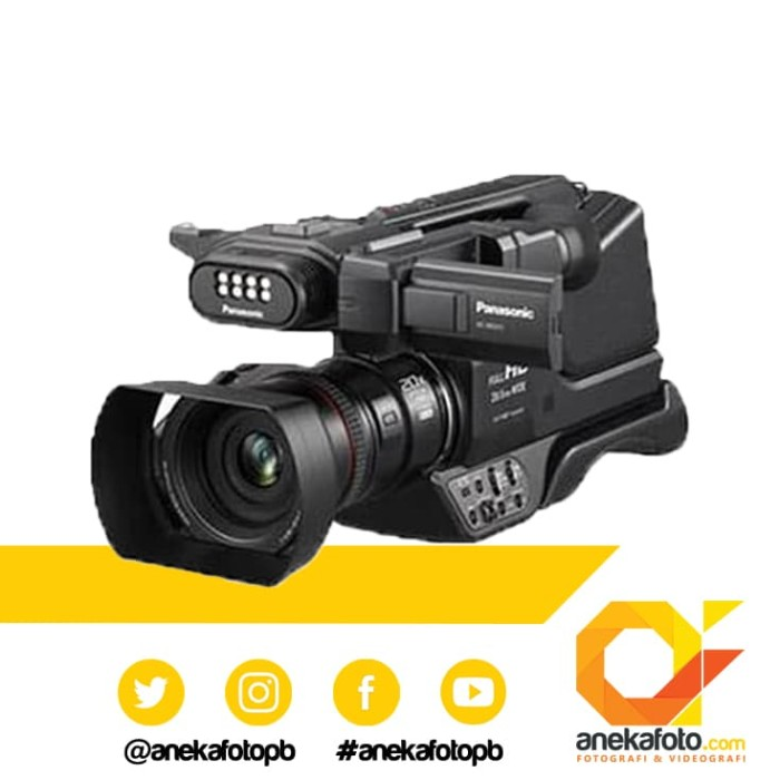 harga Panasonic camcorder semi pro mdh3 Tokopedia.com