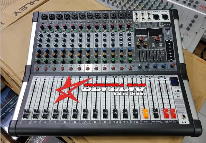 harga Mixer audio bma gl12 Tokopedia.com
