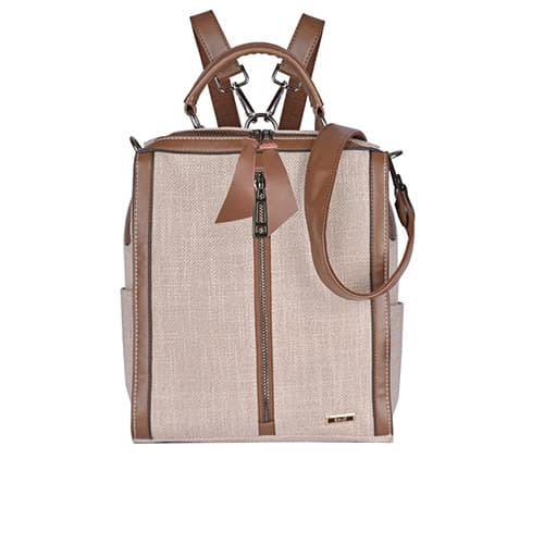En-ji by palomino avela backpack - choco