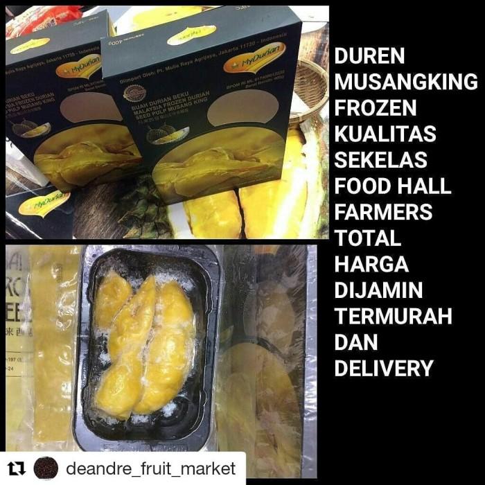 Promo Buah Beku Durian Musang King Frozen Termurah Dijamin Duren Murah Kota Bekasi Deandre Fruit Market1 Tokopedia