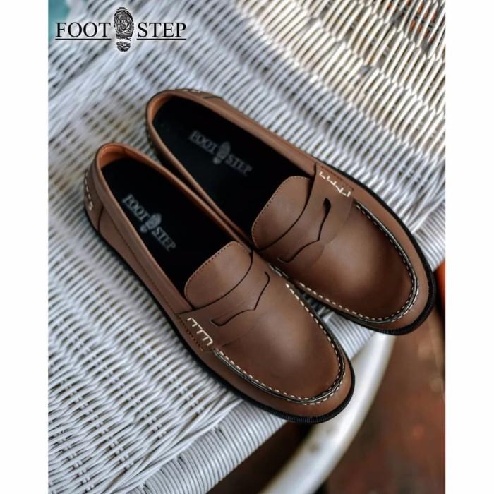 e3f88fd11e8 Jual FREE TAS FSTP PARADISE BROWN Sepatu Pantofel Formal Kulit Kerja ...