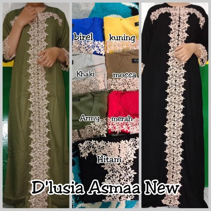 Daster arab/india/dubai/turki dlusia asma dress busui