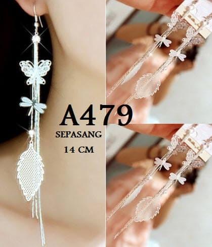 Anting korea jual perhiasan kalung gelang cincin xuping