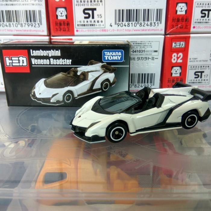 Lamborghini Veneno For Sale >> Tomica Special Edition Not For Sale Lamborghini Veneno Roadster White