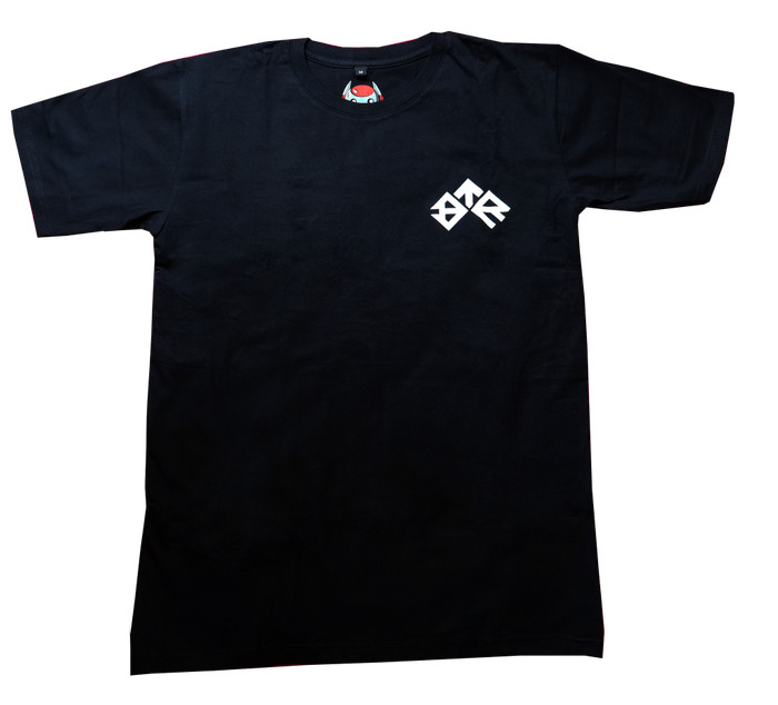 Foto Produk Black Bigetron T-Shirt - Hitam, S dari Bigetron eSports