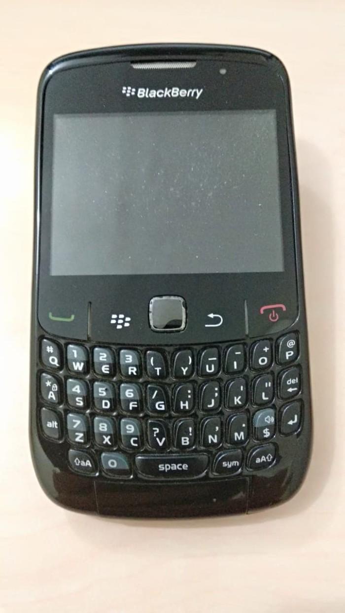 Jual Hp Handphone Blackberry Gemini Second Bekas Dki Jakarta