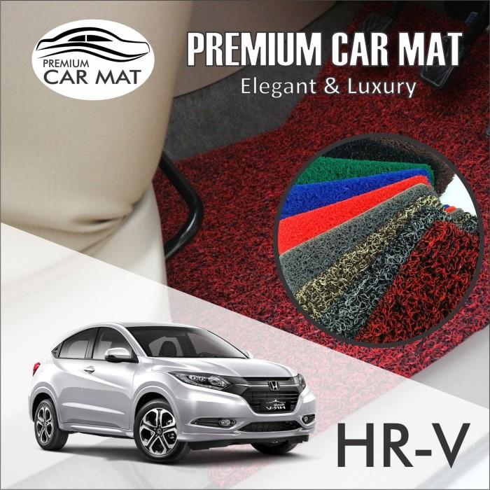 Foto Produk Karpet Mobil Mie Premium HR-V Non Bagasi 1 Warna - BLACK dari Premium Car Mat