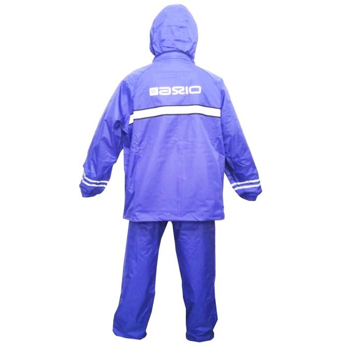 Axio Jas Hujan Axio Europe Original Raincoat - Hitam - Biru - Merah -
