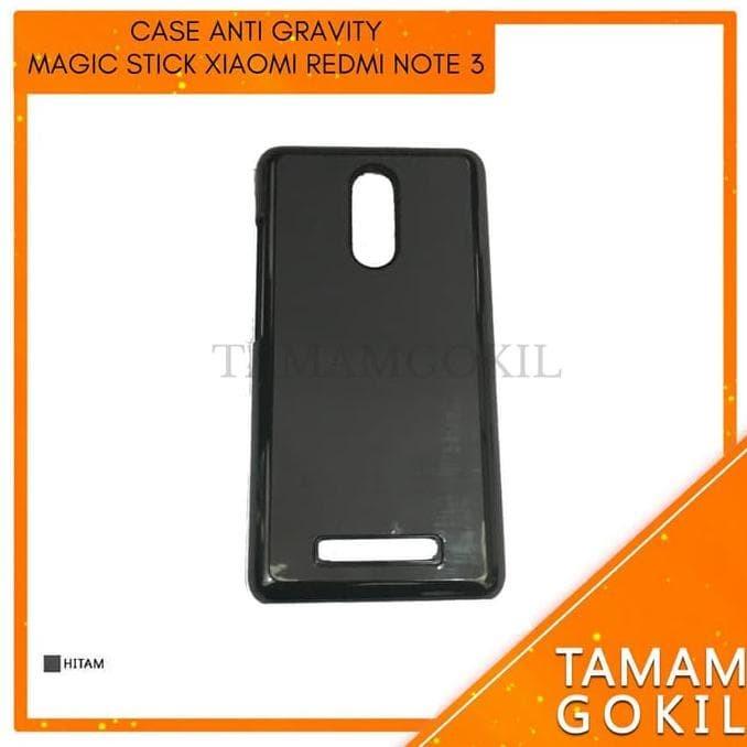 new arrival 43a81 a1153 Jual Case Anti Gravity Magic Stick Xiaomi Redmi Note 3 - Aisha Mart |  Tokopedia