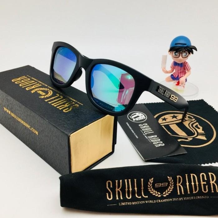 87e9ef9682217 Jual Kacamata Skull Rider 99 Jorge Lorenzo Polarized Pria Sunglass ...