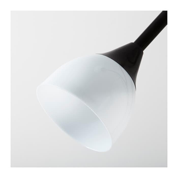 PREMIUM IKEA NOT lampu baca / lampu sorot / lampu lantai / - Hitam