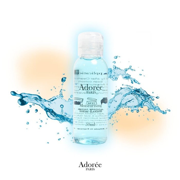 Adoree Moisturising Tonic Lotion