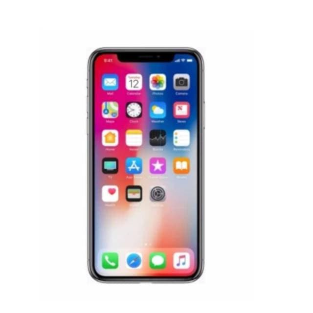 Jual Apple iPhone X 256GB Perak - distributor-handphone7  89e3426786