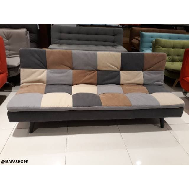 Jual Big Promo Interior Furniture Homedecore Sofa Bed Brand Informa