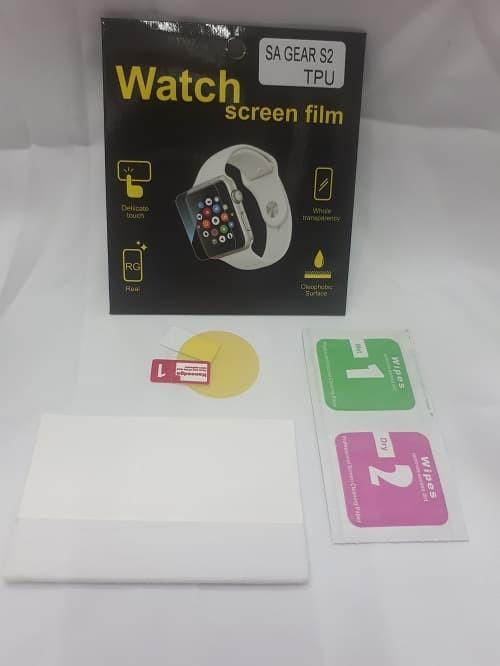 harga Screen guard 3d full cover nano anti shock for samsung gear s2 Tokopedia.com