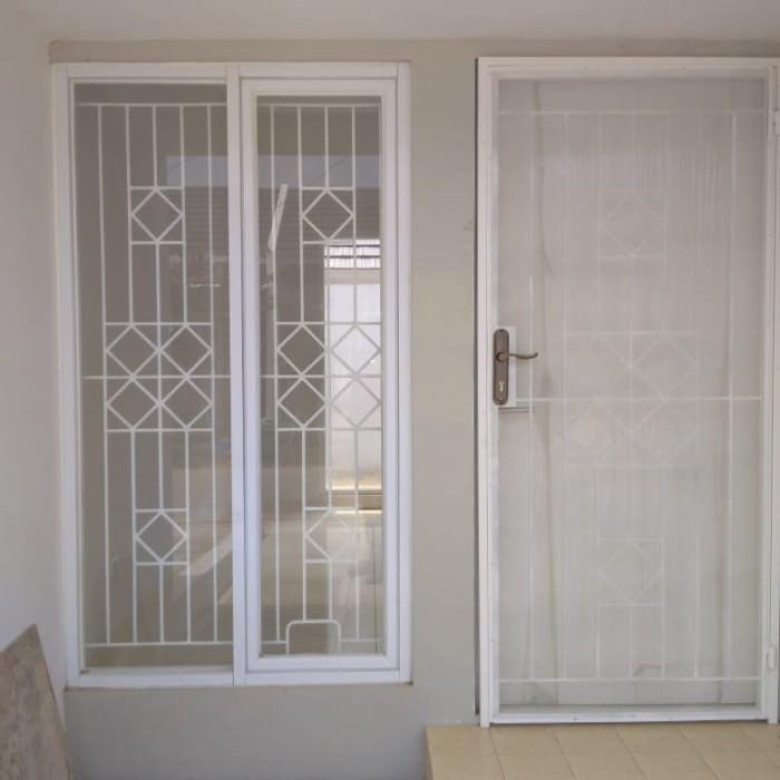 Model Teralis Jendela Rumah Pintu Minimalis Rumah Minimalis