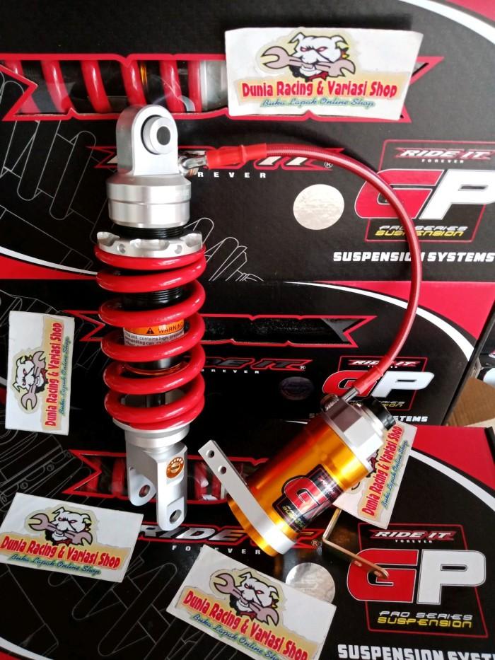 Shock Yamaha R15 - Xabre 150 Ride it Tabung GP series click rebound