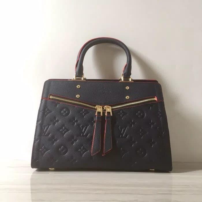 Jual Louis Vuitton Sully Mm Monogram Empriente Bag Navy Jakarta Barat Branded Republik Tokopedia