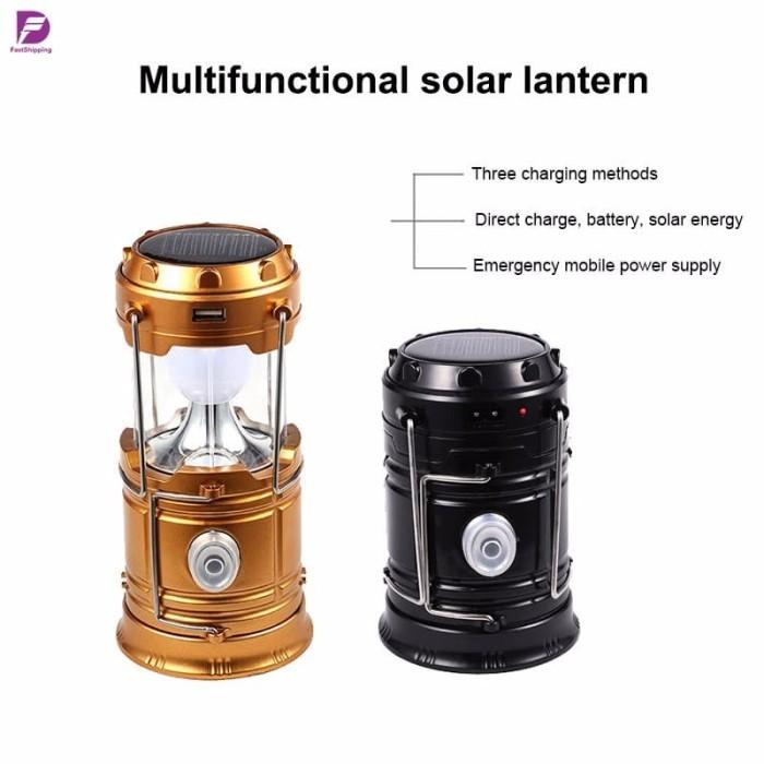 Fitur Eelic Qy 5800t 1w 6 Smd Led Warna Kuning Lampu Senter Lentera Source · Jual